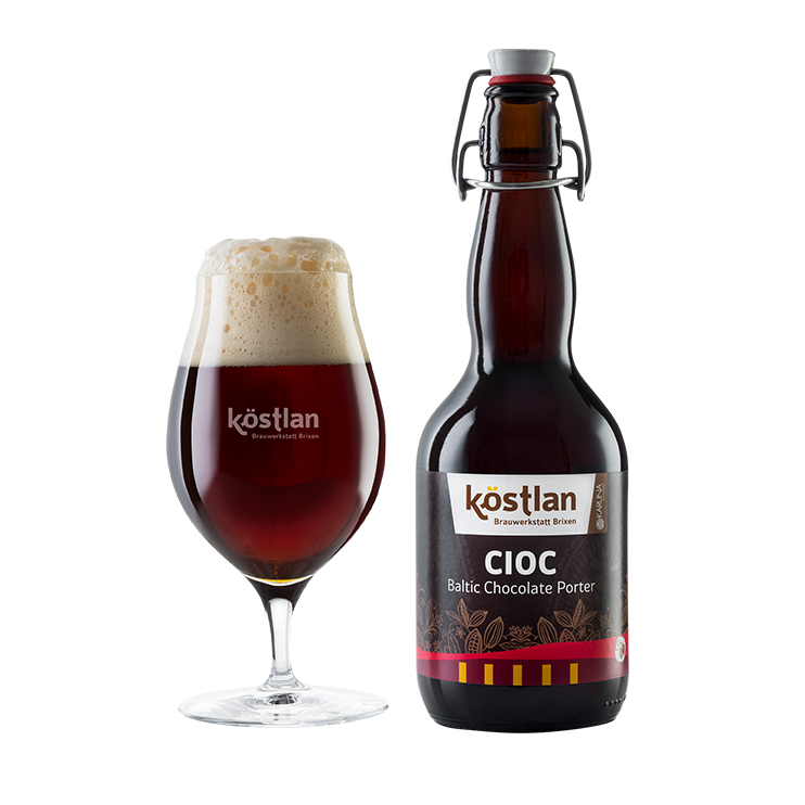 Köstlan Cioc - Baltic Chocolate Porter