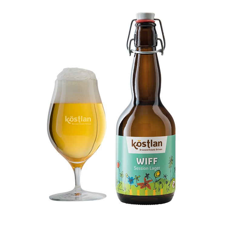 Köstlan Wiff - Session Lager